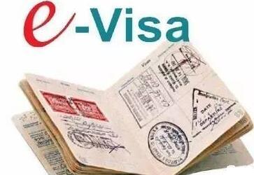 申请电子签证是提供电子版材料就行吗?