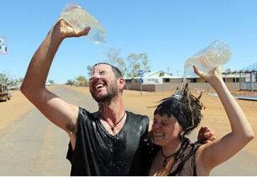 提醒赴澳的中国公民注意预防高温