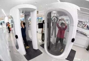 澳大利亚机场设全身扫描仪